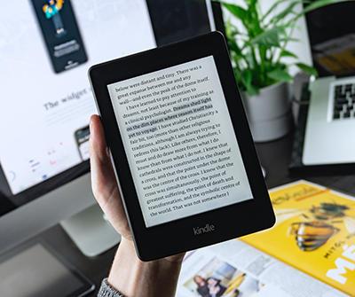 【Kindle】デジタル化できる人できない人