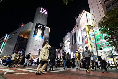 2020渋谷ハロウィンは人混みはどうか?