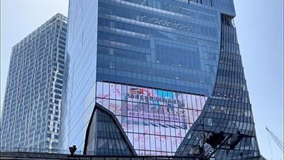コロナ感染対策【啓蒙動画制作】渋谷スクランブルスクエアビジョンでも放映