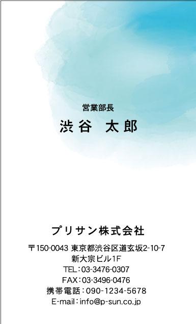 デザイン名刺スタンダード DCT-035